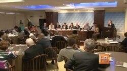 Путинская Россия: форум в Вашингтоне