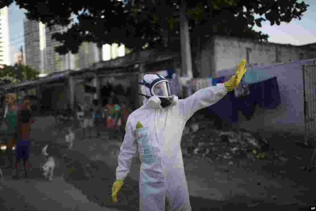 ڈبلیو ایچ او کی ڈائریکٹر جنرل مارگریٹ چان کا کہنا تھا کہ زکا وائرس 1947ء میں یوگنڈا میں دریافت ہوا تھا۔