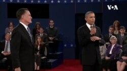 ABŞ seçki debatlarında moderatorların rolu