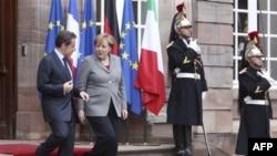 Avrupa Mali Krizi İçin Üçlü Zirve