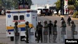 Tensão aumenta na fronteira com o Brasil