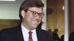 Ông William Barr.