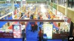 کراچی میں ساتویں عالمی کتب میلے کا آغاز