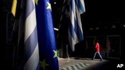 A la espera de conversaciones sobre el plan de rescate en Grecia.
