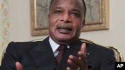 Shugaban Congo, Denis Sassou-Nguesso mai neman ta zarce