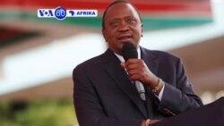 Rais Uhuru Kenyatta aibuka mshindi katika #uchaguzi wa rais nchini #Kenya, licha ya tuhuma za wizi wa kura ulotolewa na upande wa upinzani