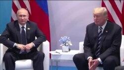 دیدار روسای جمهوری آمريکا و روسيه در پايتخت فنلاند