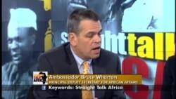 Former U.S. Ambassador To Zimbabwe, Bruce Wharton On Controversial Targeted Sanctions