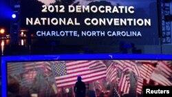 Arena u Šarlotu u kojoj sjutra počinje konvencija Demokratske stranke