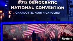Địa điểm tổ chức Đại hội Toàn quốc Đảng Dân chủ ở Charlotte, Norht Carolina