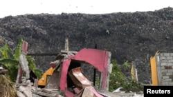 Chính quyền cho hay, 78 ngôi nhà đã bị phá hủy và hơn 150 căn bị hư hại.