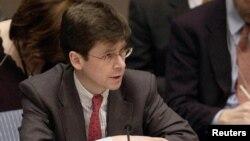 پاکستان میں تعینات برطانوی ہائی کمشنر ایڈم تھامسن