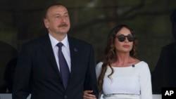 آقای علیاف از سال ۲۰۰۳ تا حال رئیس جمهور آذربایجان است
