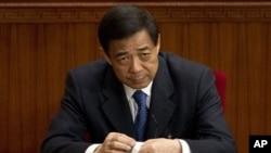 Politisi ternama, Bo Xilai yang dicopot dari jabatannya sebagai anggota elit Politbiro Partai Komunis Tiongkok (foto: dok).