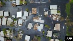 خرابی های طوفان ماریا در پورتو ریکو