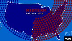 Yon kat jewografik elektoral pou Lèzetazini.