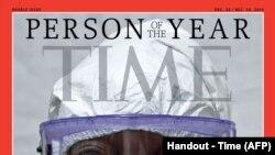 Trang bìa Tạp chí Time, 10/12/14