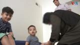 Thumbnail TV Afghan Refugee Family in Houston