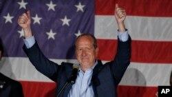 Dan Bishop, republicano del noveno distrito de Carolina del Norte, gana elección para Cámara de Representantes, el martes, 10 de septiembre, de 2019.