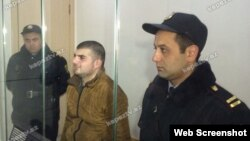 Arsen Baqdasaryan (Foto Kepeztv.az saytından götürülüb)