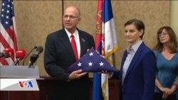 Američki zvaničnici: Odnosi sa Srbijom sve bolji