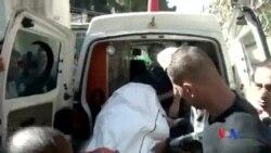2014-06-22 美國之音視頻新聞: 以軍繼續尋找失蹤少年 兩巴勒斯坦人被擊斃