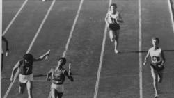 '소아마비 극복' 올림픽 3관왕 윌마 루돌프
