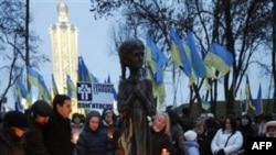В Україні поминали жертв Голодомору 32-33 років