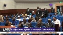 Le Parlement vote la limitation des mandats présidentiels