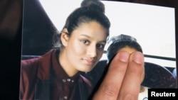 Shamima Begum, perempuan Inggris yang meninggalkan negaranya untuk bergabung dengan ISIS (foto: dok).