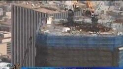 新世贸中心成为纽约最高建筑