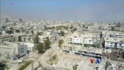 ဆီးရီးယားဓါတုလက္နက္ဆက္စပ္ေနရာမ်ား ပစ္မွတ္ထားတိုက္ခိုက္ခဲ့