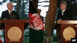 کابل ته د ګیټس وروستی رسمي سفر او د کرزي غوښتنه