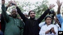 لاهور - اپریل ٢٢، د موچي دروازې په تاریخي میدان کې د پښتون ژغورنې د غورځنگ غونډه