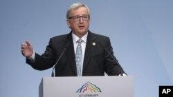 Kepala Komisi Eropa, Jean-Claude Juncker (Foto: dok).
