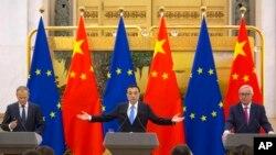 Trung Quốc và EU vừa tổ chức hội nghị thượng đỉnh