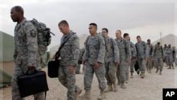د امریکايي عسکرو وروستی کاروان نن د عراق ووتی