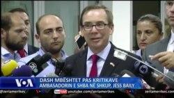 DASH mbështet ambasadorin Baily