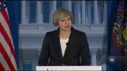 Візит Терези Мей до Вашингтона: чого чекати від нових американо-британських відносин. Відео