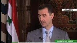 阿薩德否認失去敘利亞人民支持