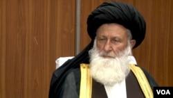 مولانا محمد خان شیرانی (فائل فوٹو)