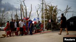 La isla aún espera mayor cooperación por parte de Estados Unidos para su recuperación.
