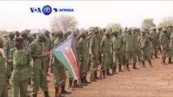 VOA60 Afrika: Vikosi vya upinzani Sudan kusini vya wasili Juba kuunda serikali ya mpito