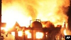 برطانوی ہنگامہ آرائی: معاشرے کے ایک حصے کی محرومیاں منظرِ عام پر آگئی ہیں