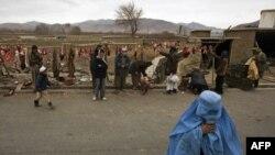 Ngày càng nhiều chiến binh nam mặc giả trang phụ nữ để khỏi bị lực lượng an ninh Afghanistan bắt giữ