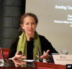 环保科技作家伊丽莎白.格罗斯曼