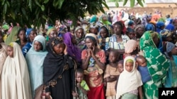 FILE - Cameroon is home to 300,000 refugees from the C.A.R.
