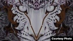Hasil karya Bayu Santoso untuk alternatif cover album terbaru Maroon 5 yang berjudul 'V' (foto/dok: Bayu Santoso)