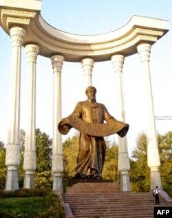Alisher Navoiy bog'i, Toshkent