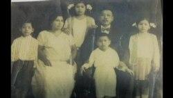 華裔墨西哥人慶祝重返墨西哥週年紀念